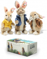 click to see Steiff Peter Rabbit Gift Set in detail