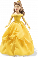 click to see Steiff  Disney Belle in detail