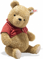 click to see Steiff  Disney Winnie The Pooh 95th Anniversary in detail