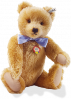 click to see Steiff  Teddy Replica 1960 in detail