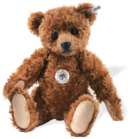 click to see Steiff  1906 Replica Teddy Bear in detail