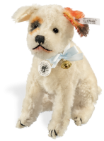 click to see Steiff  Spotty Replica 1928 Only 1,000 Pieces Made Worldwide in detail