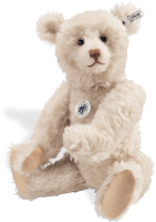 click to see Steiff  Replica 1929 Collectors Teddy Bear in detail