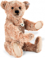 click to see Steiff  Replica 1908 Bear - Traditional Looking Bear With Growler in detail
