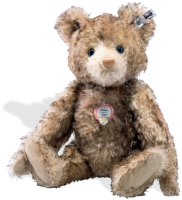 click to see Steiff  Petsy Replica 1928 Teddy Bear in detail