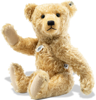 click to see Steiff  Replica 1910 Traditional Bear At 40cm in detail