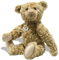 click to see Steiff  1906 Replica Bear in detail