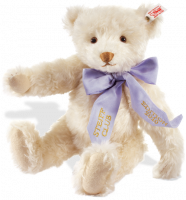 click to see Steiff  2010 Club Edition Bear in detail