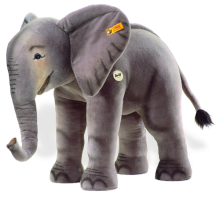 click to see Steiff  Studio Elephant Will Be With Us Very Shortly in detail