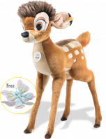 click to see Steiff  Studio Bambi in detail