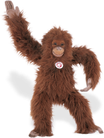 click to see Steiff  Studio Orangutan in detail