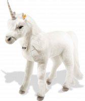 click to see Steiff  Fabella Unicorn Made With Magic! in detail