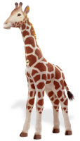 click to see Steiff  Studio Giraffe - A Superb  Studio Animal in detail