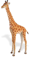 click to see Steiff  Studio Mohair Giraffe in detail