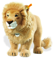 click to see Steiff  Studio Lion in detail