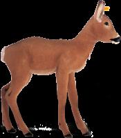 click to see Steiff  Studio Deer - An Elegant Animal in detail