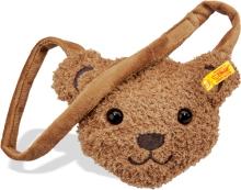 click to see Steiff  Teddy Bear Shoulder Bag in detail