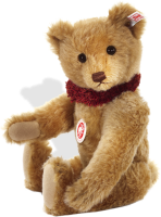 click to see Steiff  Yes/no Teddy Bear in detail