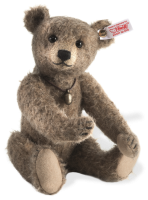 click to see Steiff  Rattle Teddy Bear in detail