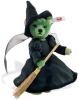 click to see Steiff  Mini Witch From Wizard Of Oz Film in detail