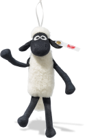 click to see Steiff  Shaun The Sheep Ornament (ready To Pre-order) in detail