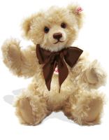 click to see Steiff  British Collectors Bear 2010 in detail