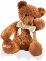 click to see Steiff Cosy Year Bear 2010 in detail