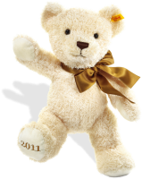 click to see Steiff  Cosy Year Bear 2011 in detail