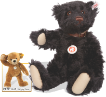 click to see Steiff  British Collectors Year Bear 2011 in detail