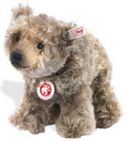 click to see Steiff  Yes/no Grizzly Bear - Limited Edition Bear in detail