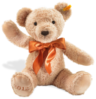 click to see Steiff  2012 Cosy Year Bear in detail
