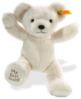 click to see Steiff  'my First' Cream Teddy Bear in detail