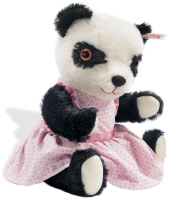 click to see Steiff  'soo' The Little Panda in detail