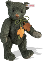 click to see Steiff  Autumn Bear in detail