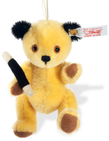click to see Steiff  Sooty With Magic Wand Teddy in detail