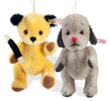 click to see Steiff  Sooty And Sweep - Special Offer in detail