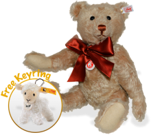 click to see Steiff British Collectors Bear 2014 in detail