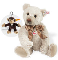 click to see Steiff  British Collectors Bear 2013 in detail
