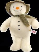 click to see Steiff  Mohair Snowman Bear in detail