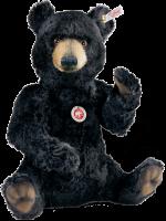click to see Steiff  Winnipeg Mohair Teddy Bear in detail