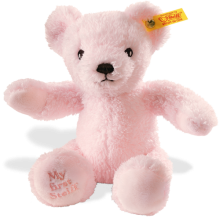 click to see Steiff  - My First Teddy Bear (pink) in detail