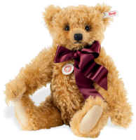click to see Steiff  British Collectors Teddy Bear 2015 in detail