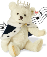 click to see Steiff Musical Queen Elizabeth II - Loved By All Our Collectors in detail