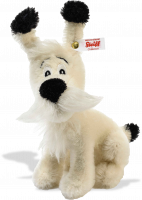 click to see Steiff Idefix-dogmatix - From Asterix in detail
