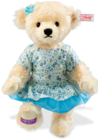 click to see Steiff  Pretty Mohair Isabel Teddy Bear in detail