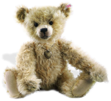 click to see Steiff  Harpo - The Smiling Bear in detail