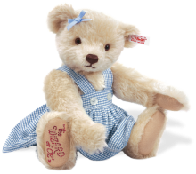 click to see Steiff  'wizard Of Oz' Musical Bear: 1 Left In Stock in detail
