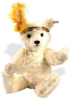 click to see Steiff  Musical Charleston Teddy Bear in detail