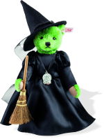 click to see Steiff  Wicked Witch Of The West in detail