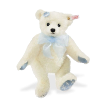 click to see Steiff  Pretty Musical Teddy Bear in detail